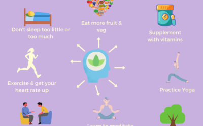 8 Ways to Take Care of your Mental Health
